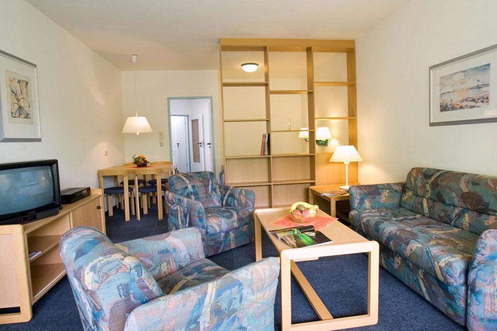 Apartment Aquamarin