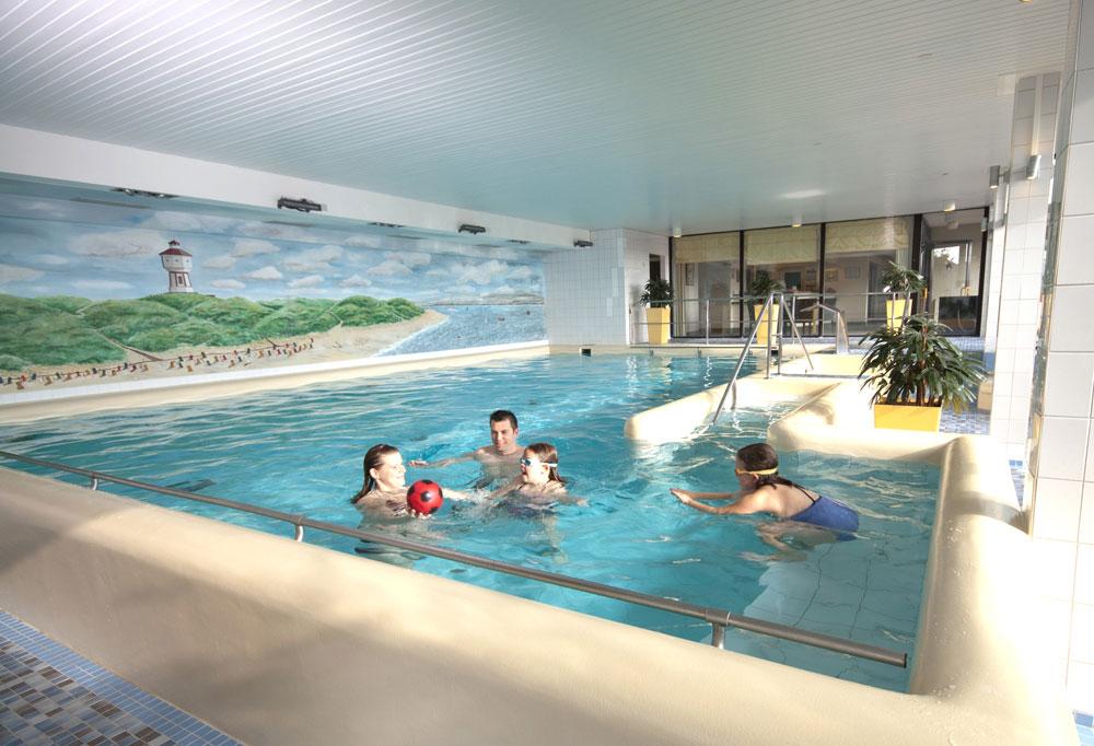 Langeoog Strand Schwimmbad
