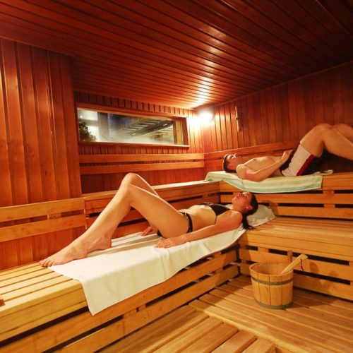 Bensersiel Sauna