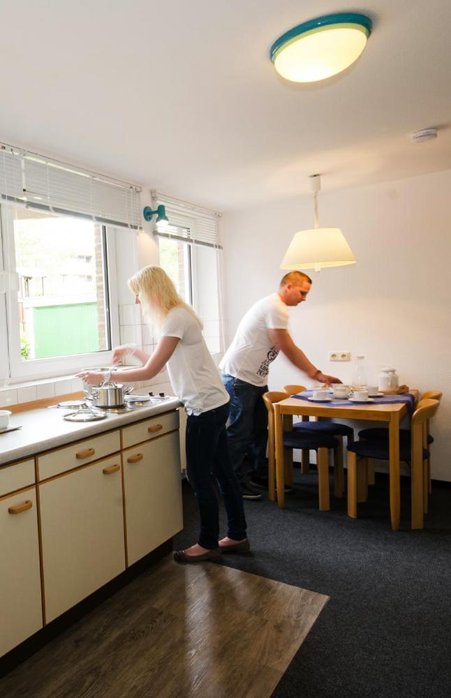 Bensersiel Apartment