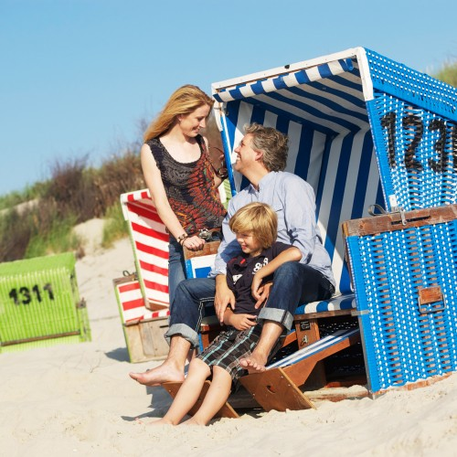 Langeoog Strandkorb