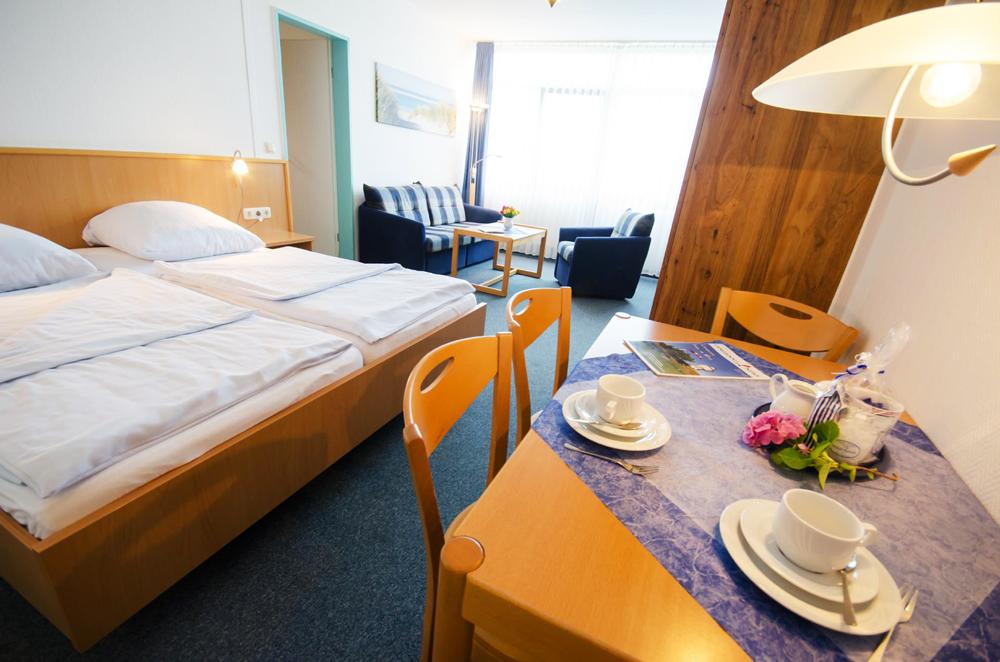 Langeoog Apartment S2 mit Balkon